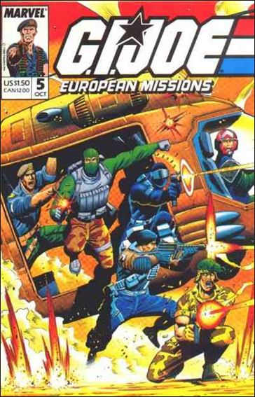 G.I. Joe: European Missions 5-A by Marvel