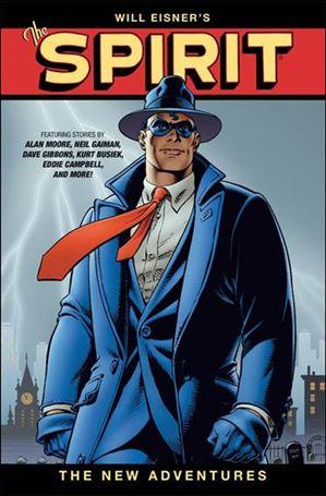 Will Eisner's The Spirit: The New Adventures nn-B