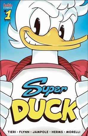 Super Duck 1-A