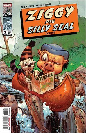 Ziggy Pig - Silly Seal Comics 1-A