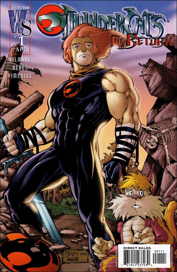 ThunderCats: The Return 1-B by WildStorm