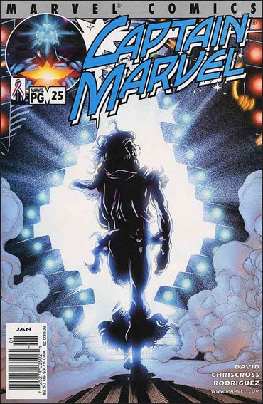 Captain Marvel (1999) 25-A by Marvel