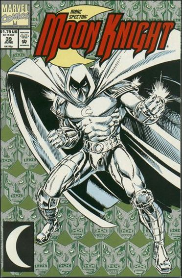 Marc Spector: Moon Knight 39-A by Marvel