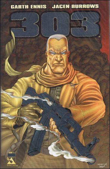 Garth Ennis' 303 1-C by Avatar Press
