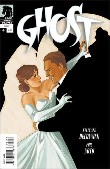 Ghost (2012) 4-A by Dark Horse
