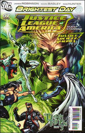 Justice League of America (2006) 47-A by DC