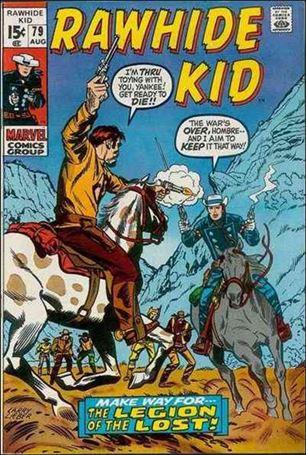 Rawhide Kid (1955) 79-A