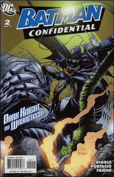 Batman Confidential 2-A by DC