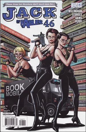 Jack of Fables 46-A