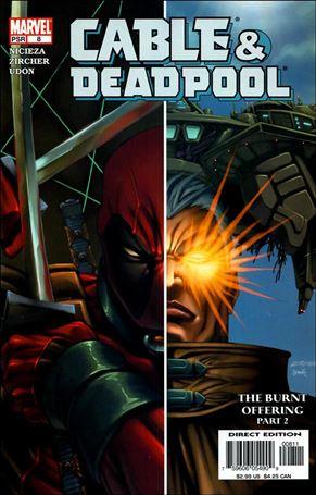 Cable & Deadpool 8-A