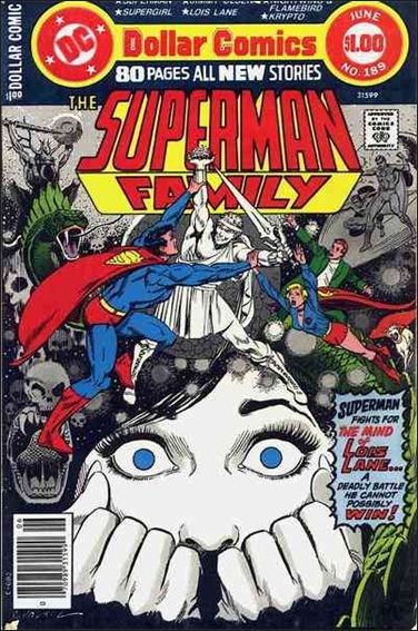 Superman Family 189-A by DC
