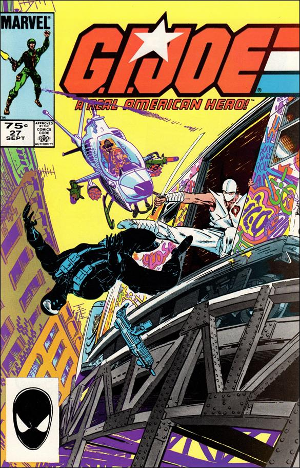 G.I. Joe: A Real American Hero 27-B by IDW