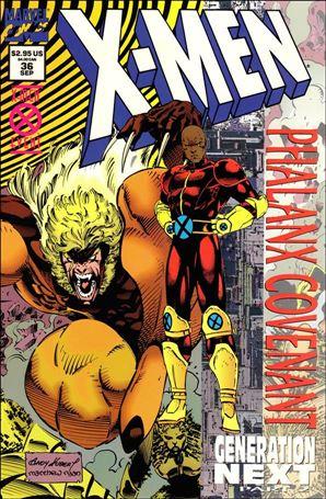 X-Men (1991) 36-A