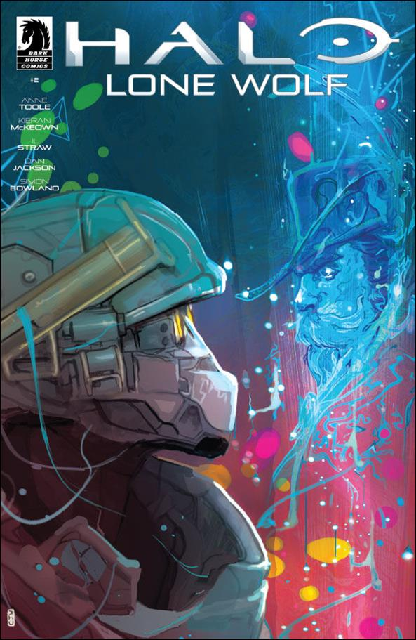 Halo: Lone Wolf 2-A by Dark Horse