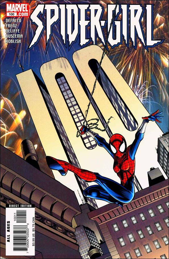Spider-Girl (1998) 100-A by Marvel