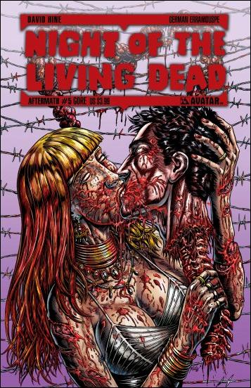 Night of the Living Dead: Aftermath (2012)  5-C by Avatar Press