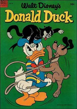 Walt Disney's Donald Duck (1952) 37-A