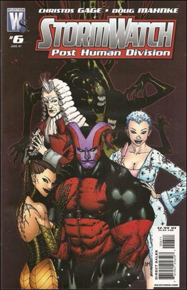 StormWatch: P.H.D. 6-A by WildStorm