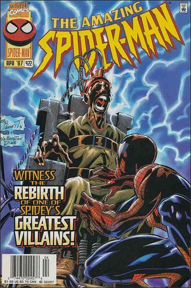 Amazing Spider-Man (1963) 422-B by Marvel