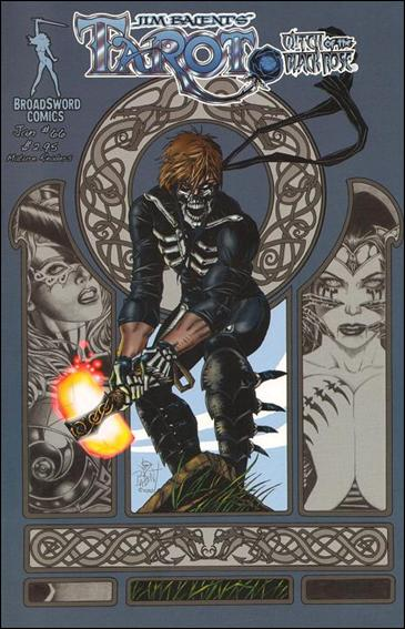 Tarot: Witch of the Black Rose 66-A by BroadSword Comics