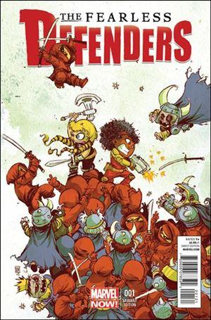 Fearless Defenders 1-D