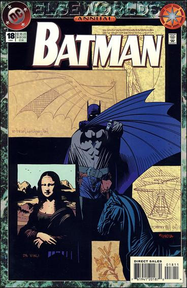 Batman Annual (1961) 18-A by DC