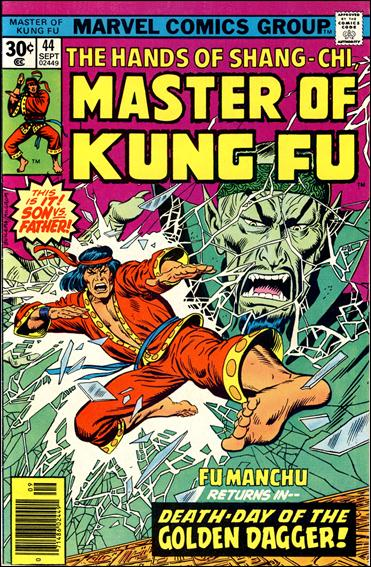 Master of Kung Fu (1974) 44-A by Marvel