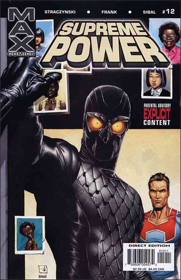 Supreme Power (2003) 12-A by Max