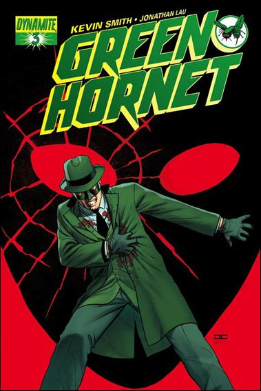 Green Hornet (2010) 3-B by Dynamite Entertainment