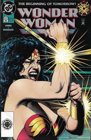 Wonder Woman (1987) 0-B