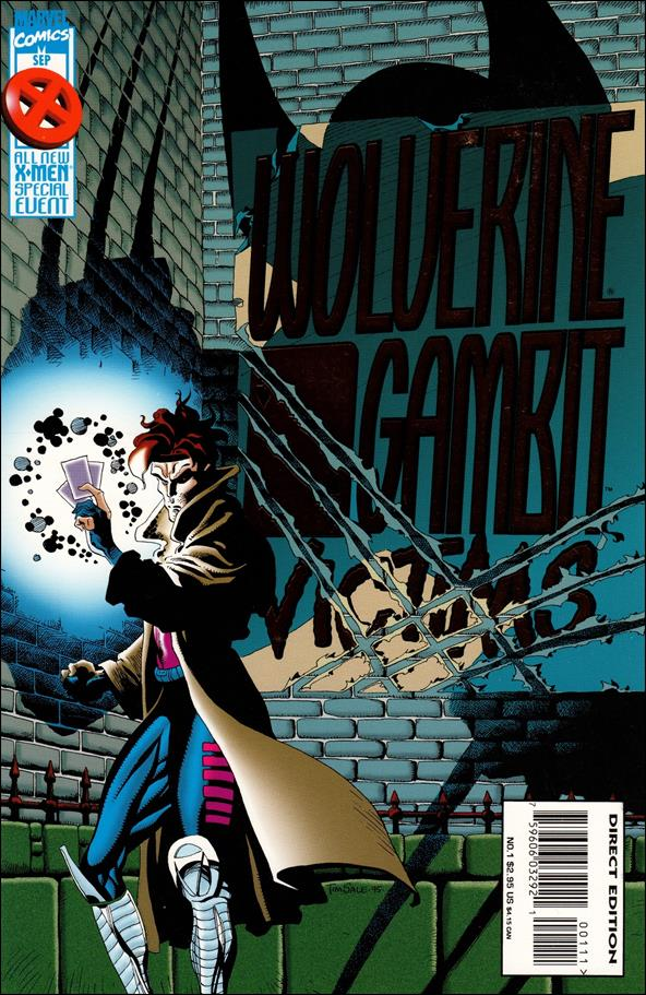 Wolverine/Gambit: Victims 1-A by Marvel