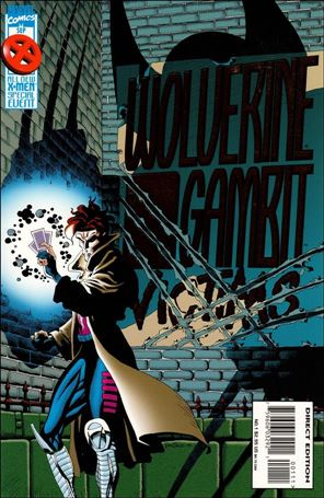 Wolverine/Gambit: Victims 1-A