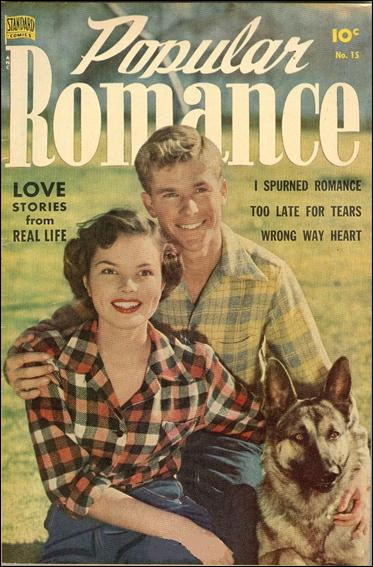 Popular Romance 15-A by Better Publications