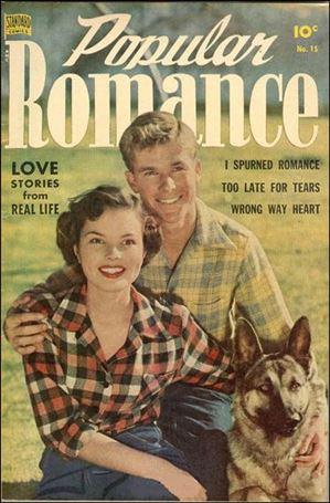 Popular Romance 15-A