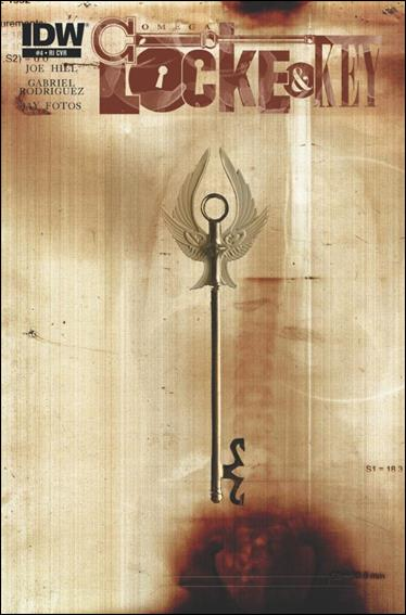Locke & Key: Omega 4-B by IDW