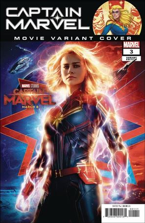 Captain Marvel (2019) 3-B