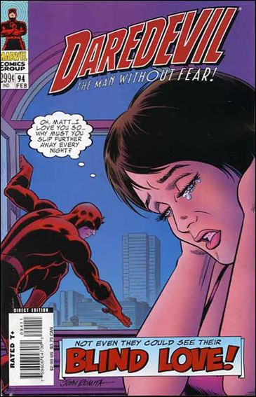 Daredevil (1998) 94-A by Marvel