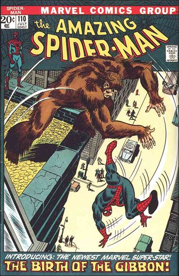 Amazing Spider-Man (1963) 110-A by Marvel