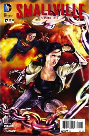 Smallville Season 11 17-A by DC