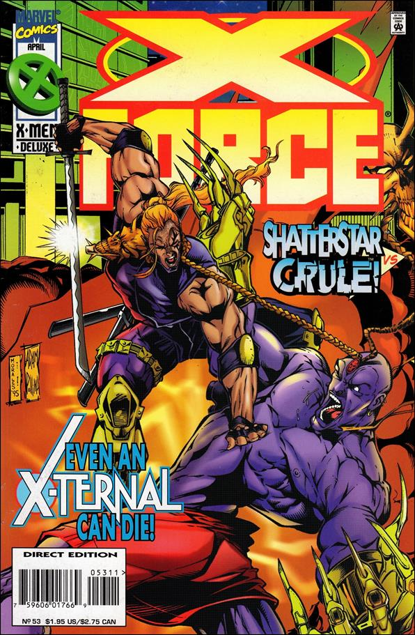 X-Force (1991) 53-A by Marvel