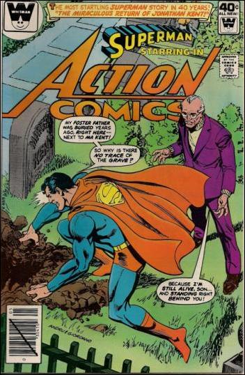 Action Comics (1938) 507-B by DC