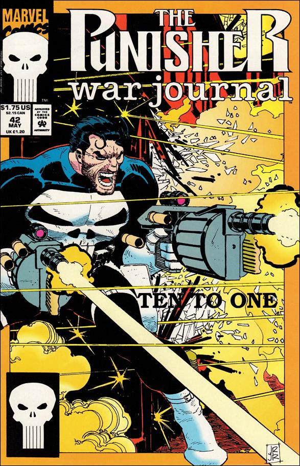 Punisher War Journal (1988) 42-A by Marvel