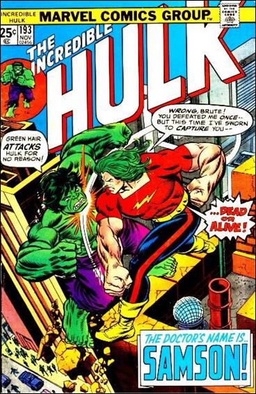 Incredible Hulk (1968) 193-A by Marvel