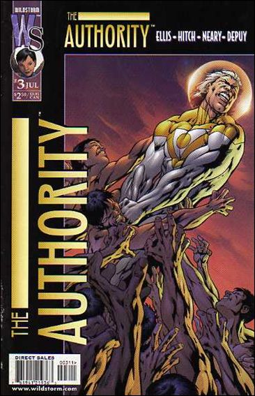 Authority (1999) 3-A by WildStorm