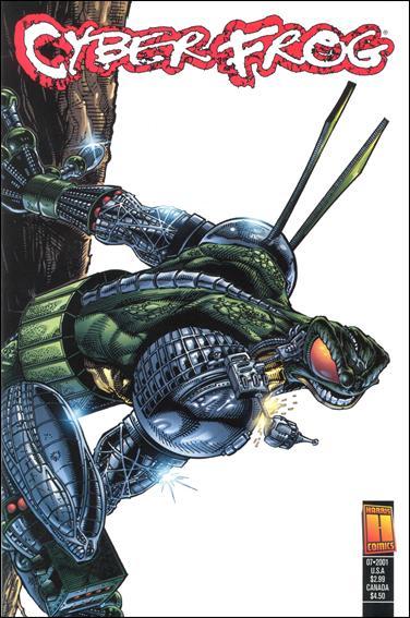 Cyberfrog: Amphibionix 1-A by Harris