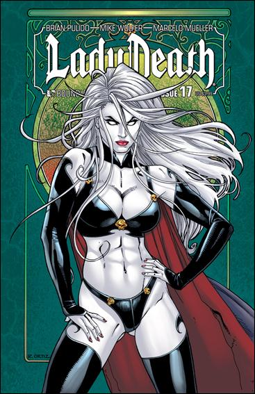 Lady Death (2010) 17-A by Boundless Comics
