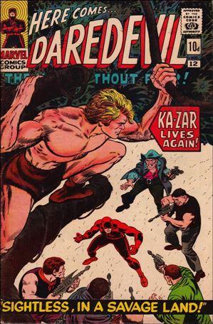 Daredevil (1964) 12-B