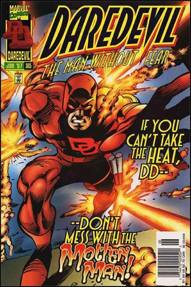Daredevil (1964) 365-B by Marvel