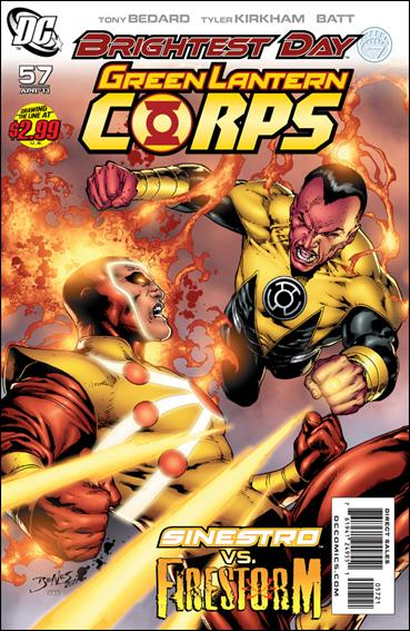 Green Lantern Corps (2006) 57-B by DC