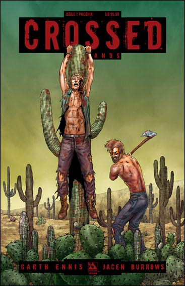 Crossed: Badlands 1-N by Avatar Press
